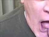 blowjob, cums, grandpa, sucked
