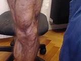 feet, foot, muscular