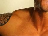 face, muscular